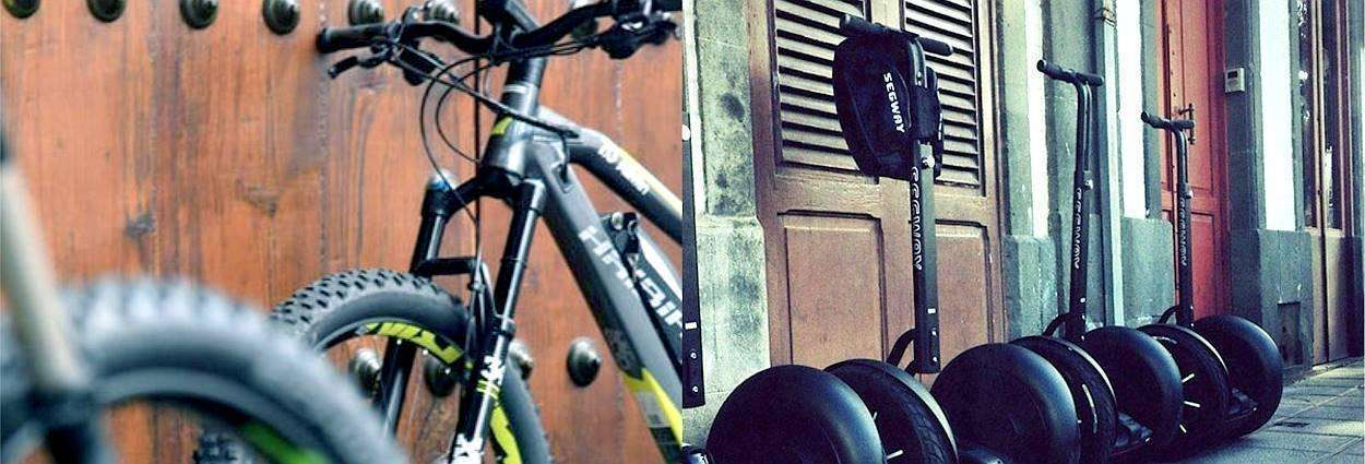 Fahrrad & Segway Touren