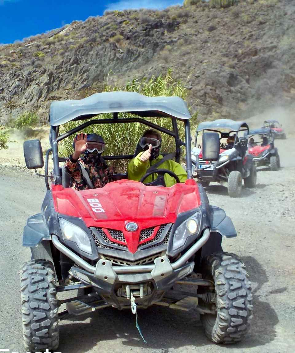 100% Off-road Buggy Tour Gran Canaria