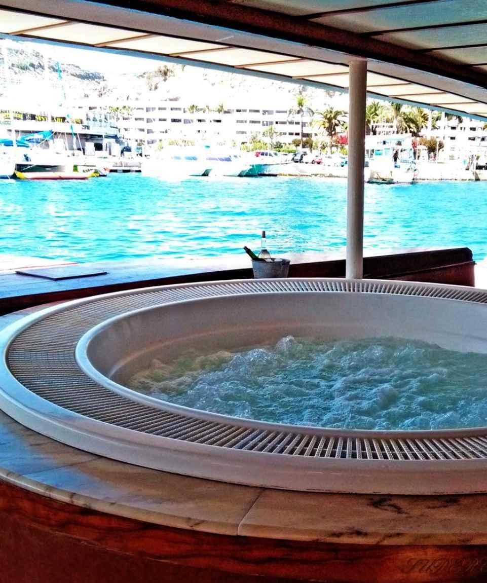 Excursión en catamarán Gran Canaria