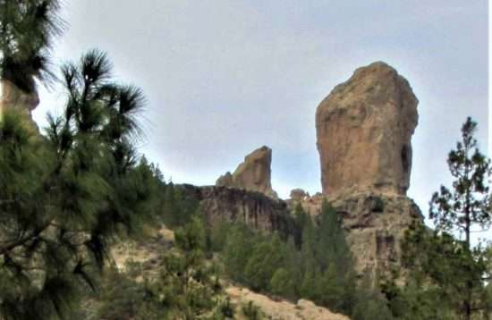 Roque Nublo E-Bike Tour Gran Canaria
