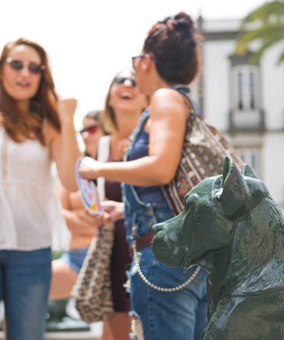 Interactieve Stadswandeling in Las Palmas Gran Canaria