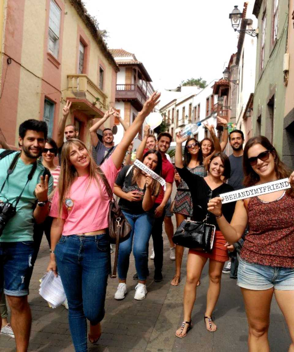 Visita guiada interactiva en Las Palmas de Gran Canaria