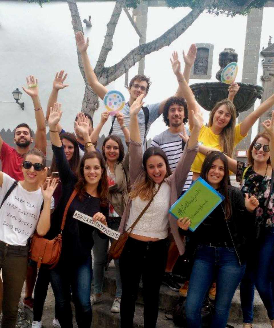 Interactieve Stadswandeling in Teror Gran Canaria