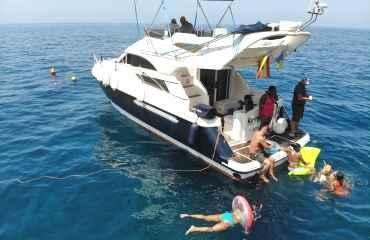 Yacht Puerto de Mogán