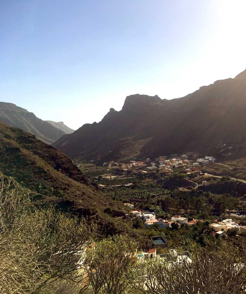 Wanderung mit Tapas Mittagessen Gran Canaria