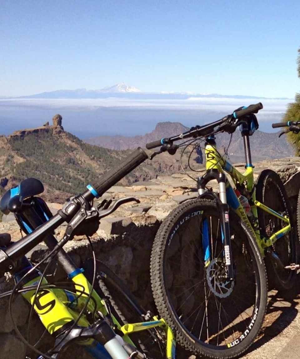 Tour en Bici de Montaña por las Cumbres de Gran Canaria