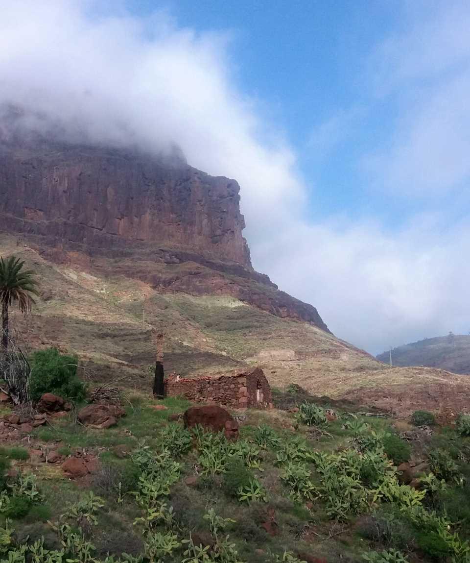 Caminata de Mogan a Veneguera Gran Canaria