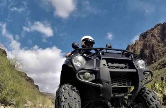 2 Hours Quad Tour Gran Canaria