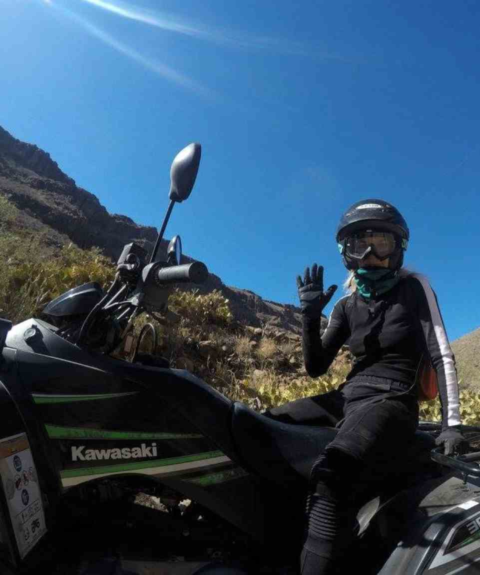 2 Hours Quad Bike Tour Gran Canaria