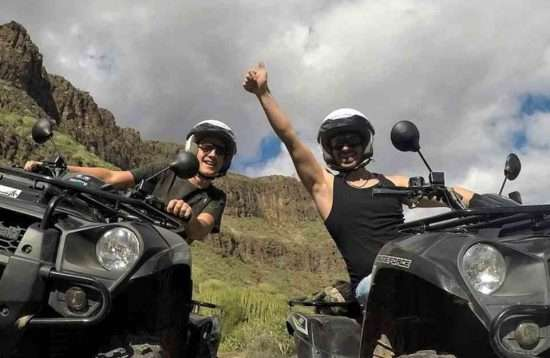 Off-road Quad Tour Gran Canaria