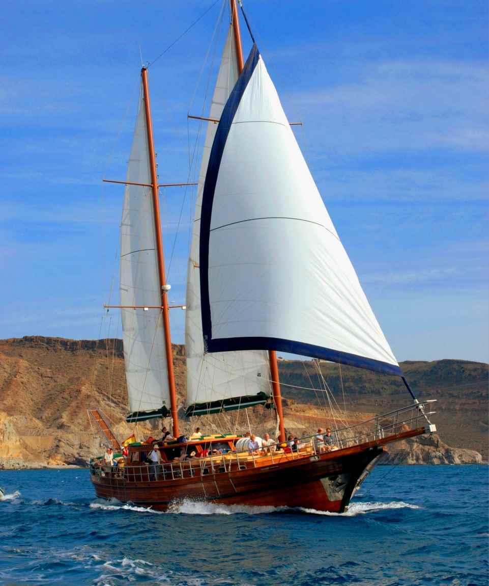 Sailing Boat Day Trip Gran Canaria