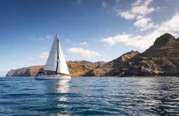 Sailing Boat Puerto de Mogan