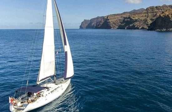 Zeilboot charter Puerto de Mogan Gran Canaria