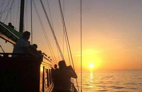 Excursión en velero al atardecer Gran Canaria