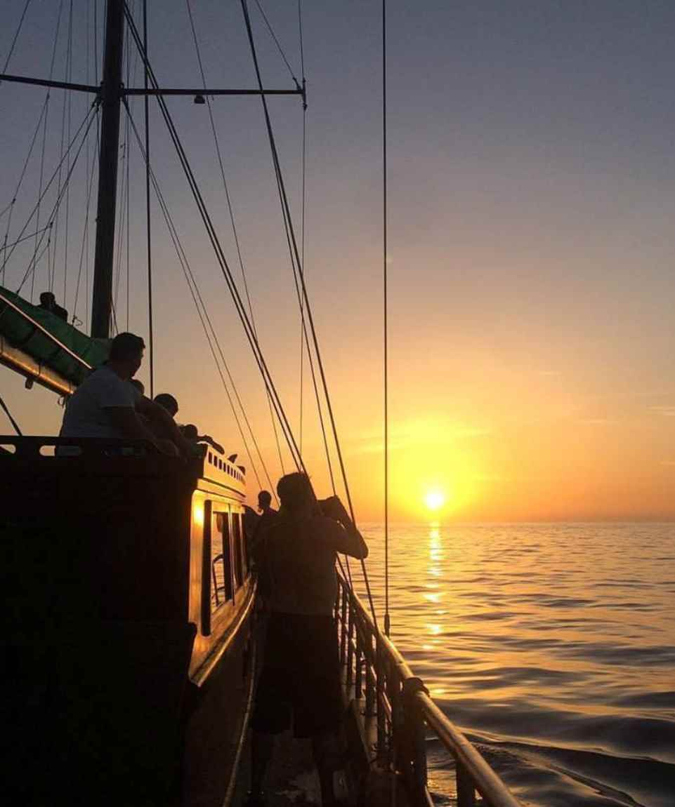 Sunset Sailing Trip Gran Canaria
