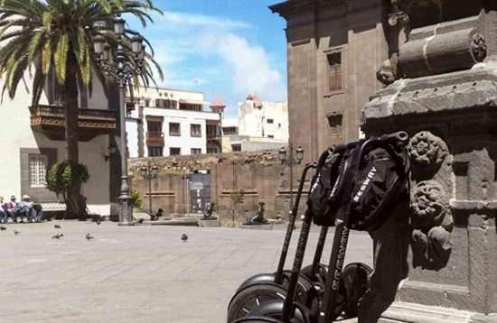 60 Minutes Segway City Tour Las Palmas de Gran Canaria