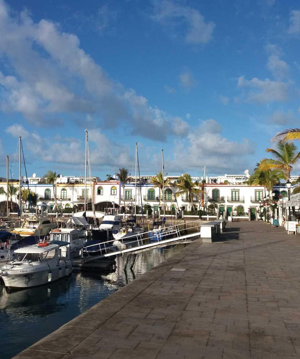 Visita guiada por Puerto de Mogán Gran Canaria