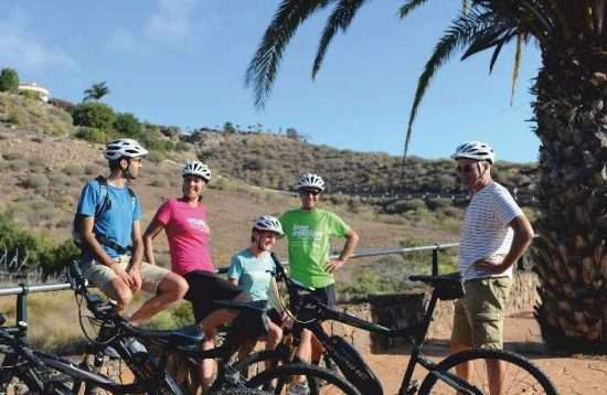 E Bike Excursion Gran Canaria Ayagaures