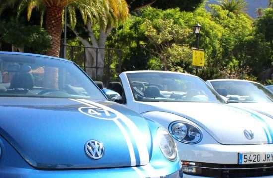 VW Beetle Cabrio Tour Gran Canaria