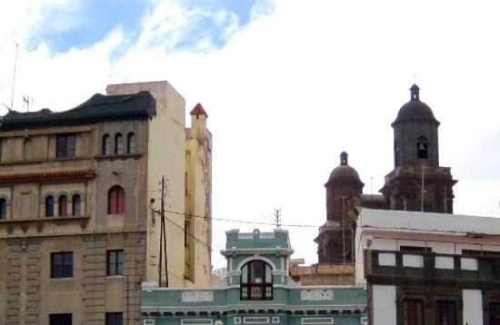 Busexcursie naar Las Palmas de Gran Canaria