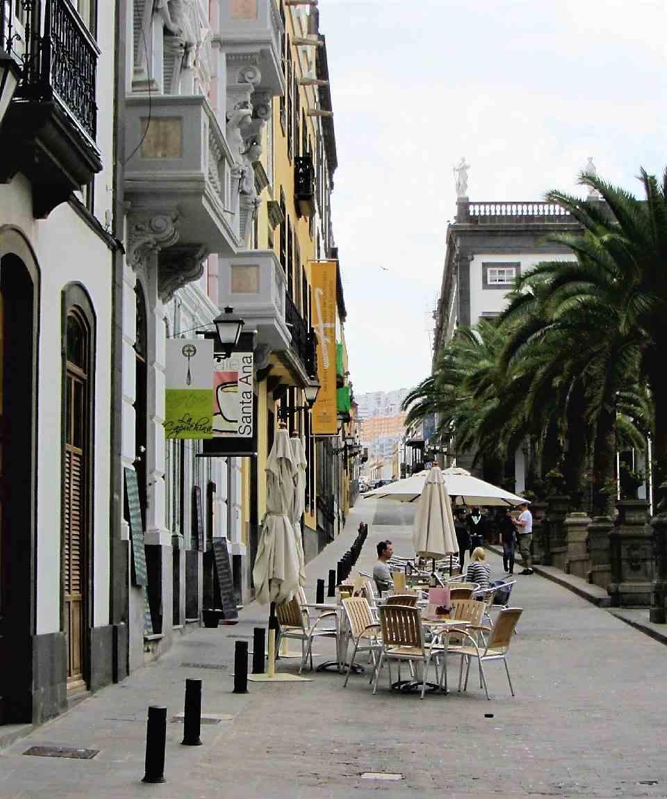 Vuelta a la Isla de Gran Canaria en Autobús