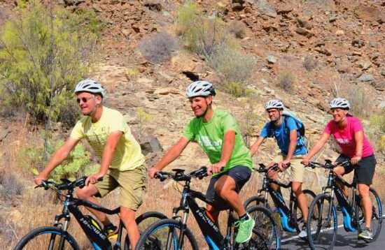 E-Bike Tour Nationalpark Gran Canaria
