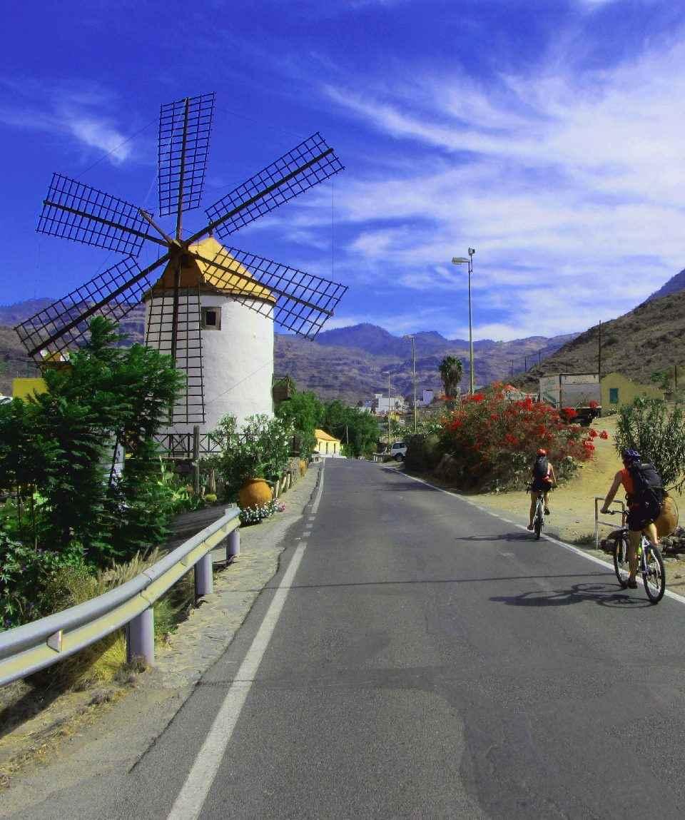 Excursión en E-Bike - Parque Nacional Gran Canaria