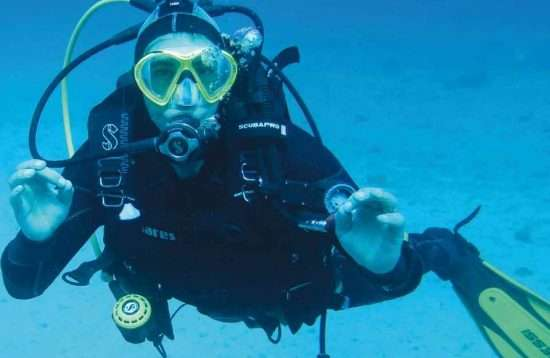 PADI Open Advanced Water Diver Cursus Gran Canaria