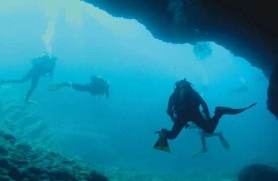 PADI Open Water Diver Course Gran Canaria