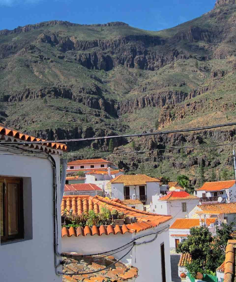 Bus tour Het panorama van Gran Canaria
