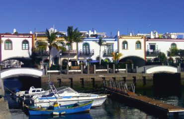 Markt Puerto de Mogan