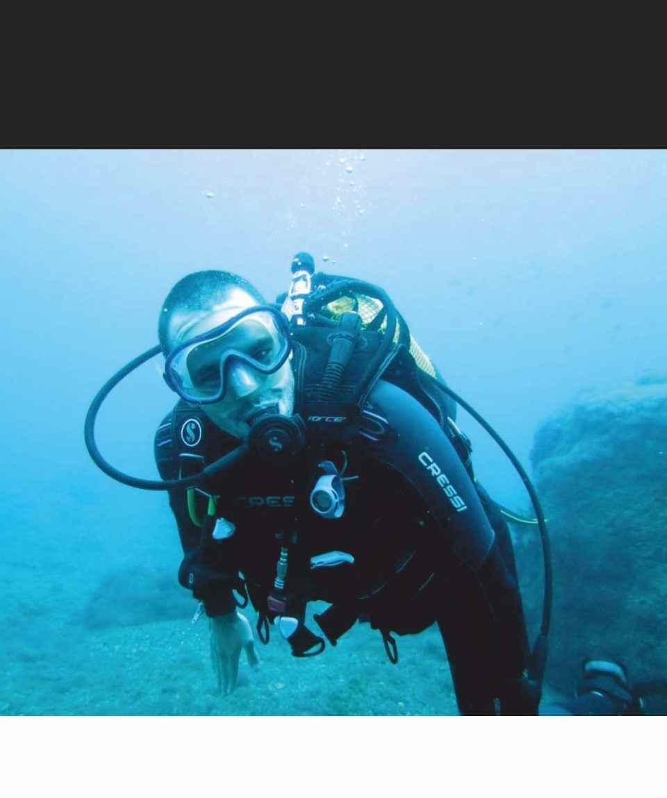 Curso Scuba Diving Gran Canaria