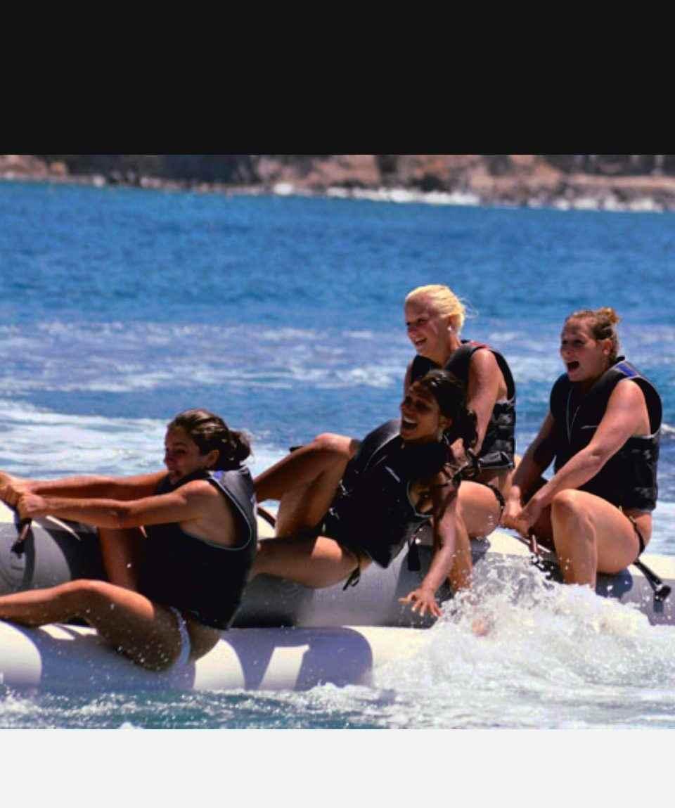 Gran Canaria Water Sports Saving Package Banana Boat & more