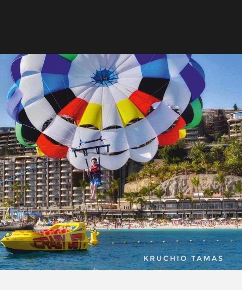 Gran Canaria - Actividades Acuaticas - Combos Descuentos Banana Boat & más