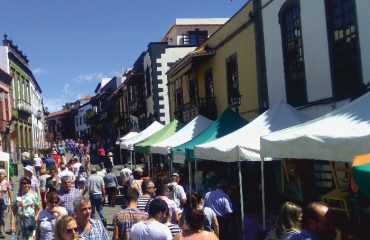 Markt Teror & San Mateo