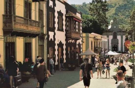 Market Teror and San Mateo Gran Canaria