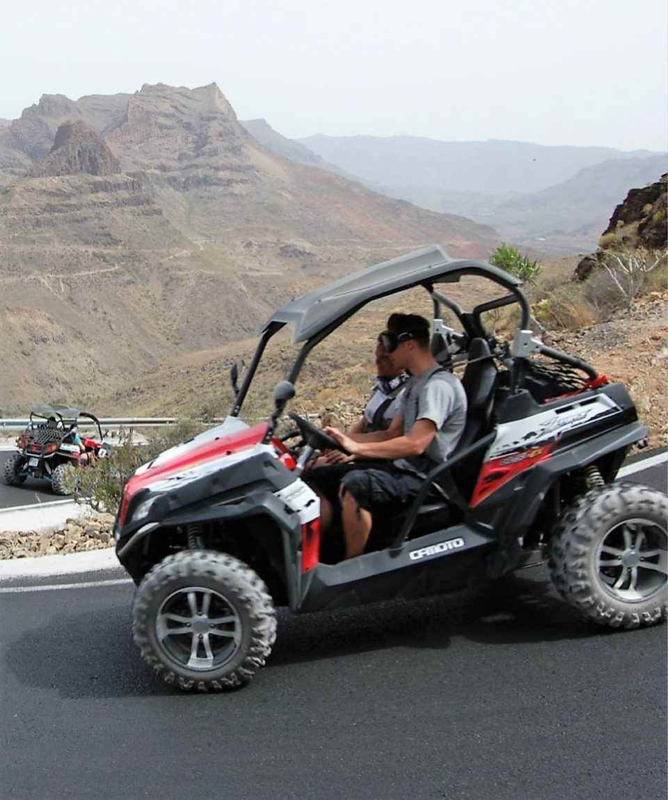 Adventure Buggy Tour Gran Canaria