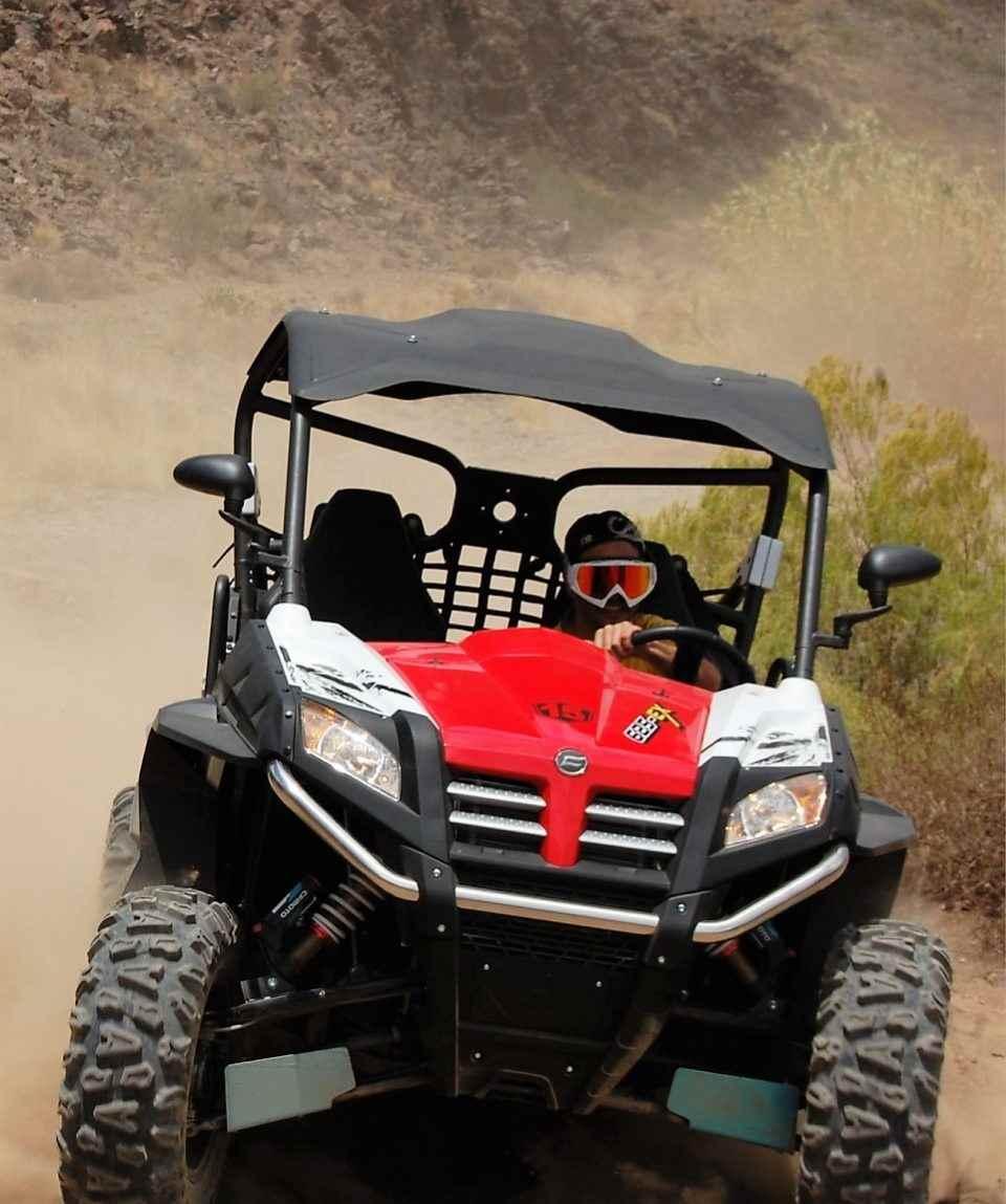Adventure Buggy Tour Gran Canaria
