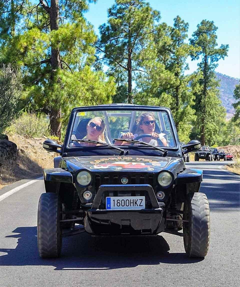 Cabrio Jeep Tour Gran Canaria