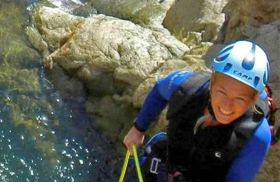 Canyoning Gran Canaria