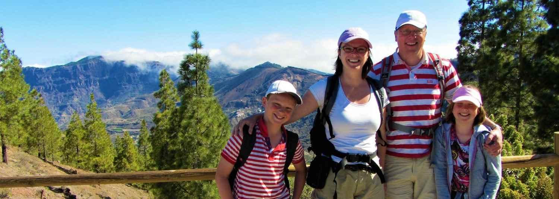 Aktivitäten und Ausflüge für Familien Urlaub auf Gran Canaria