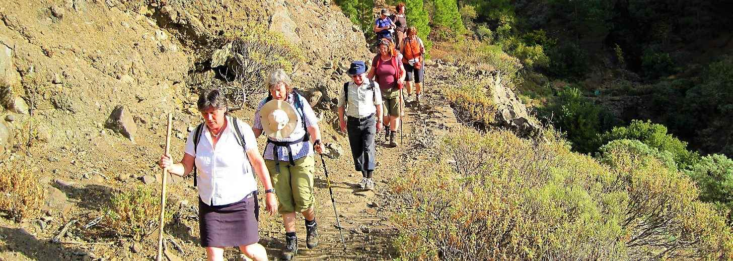 Hiking and Climbing in Gran Canaria