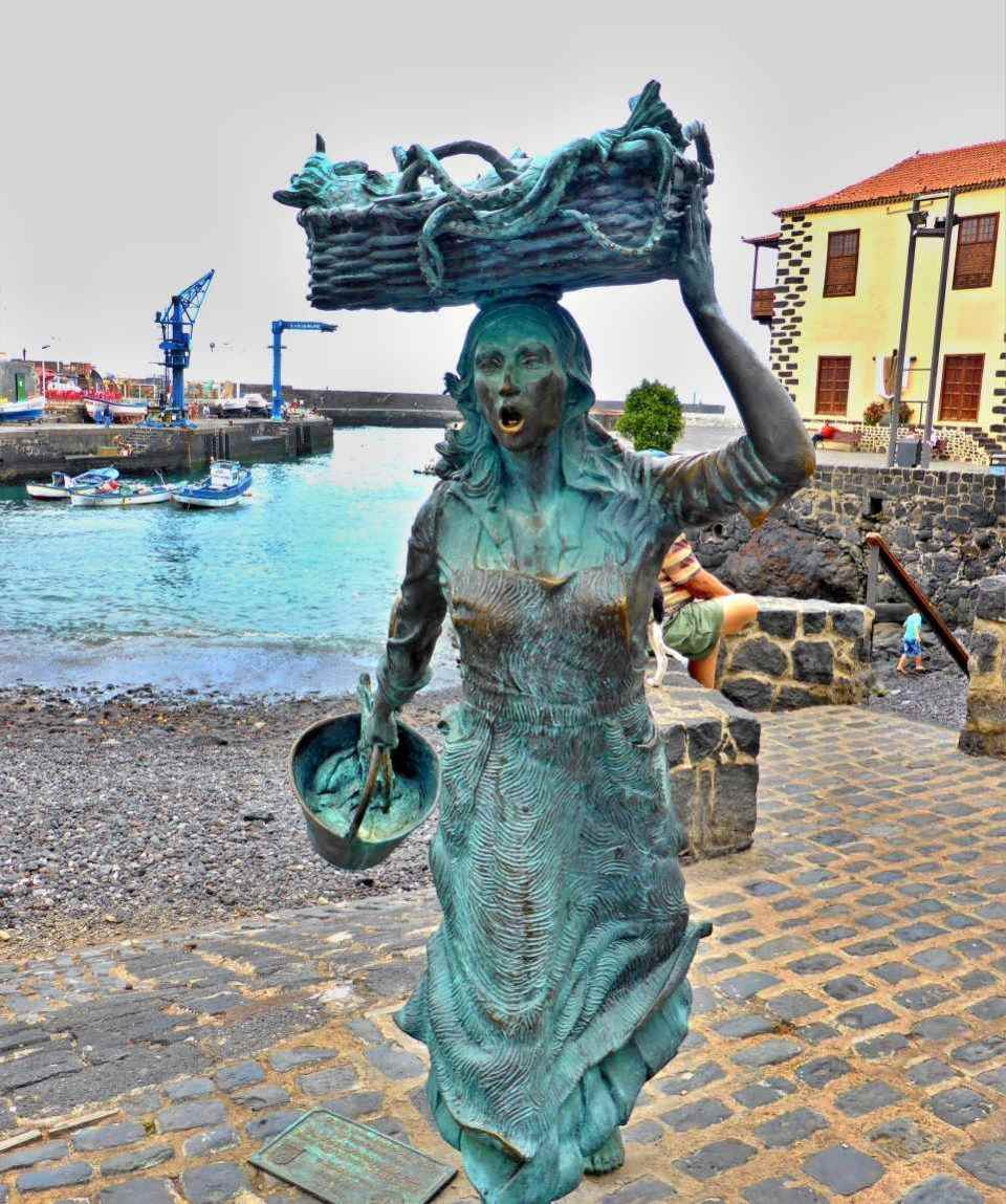 Excursie van Gran Canaria naar Tenerife