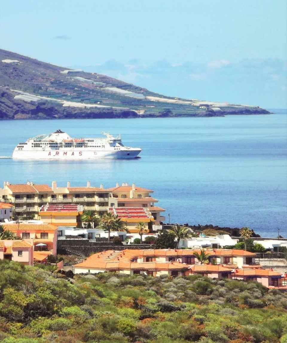 Excursión desde Gran Canaria a Tenerife