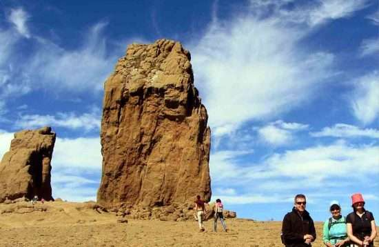 Hiking Roque Nublo Gran Canaria