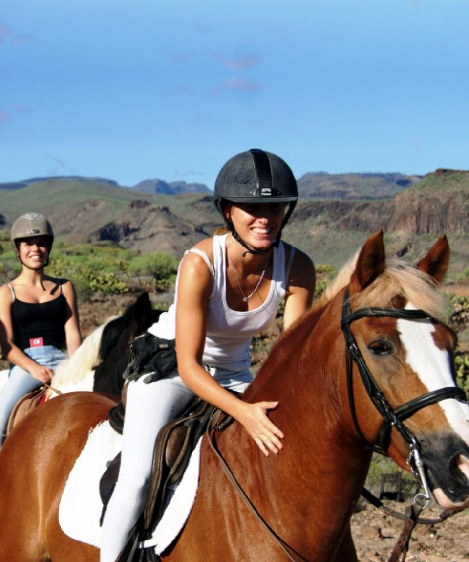 Horse Riding - Pferde Reiten Gran Canaria