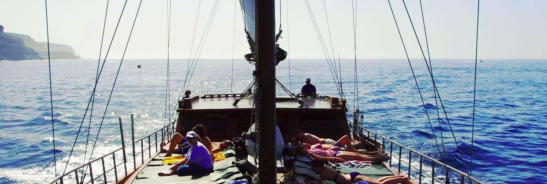 Excursiones en barco Gran Canaria