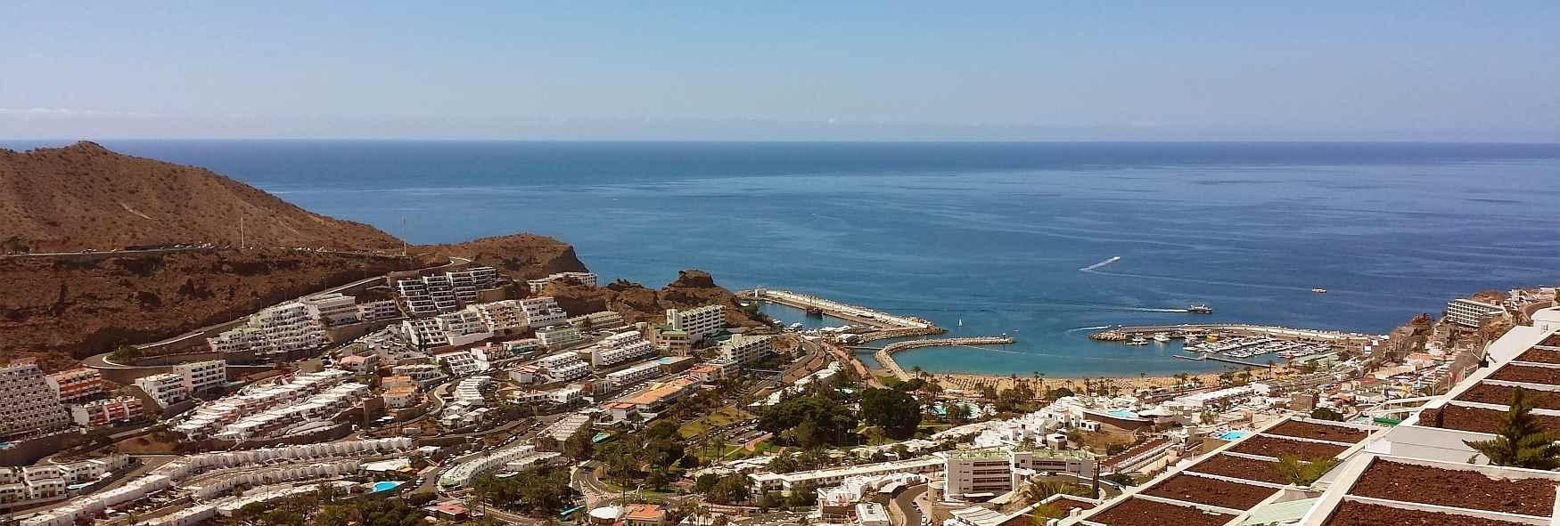 Ausflüge und Sehenswürdigkeiten in Puerto Rico Gran Canaria