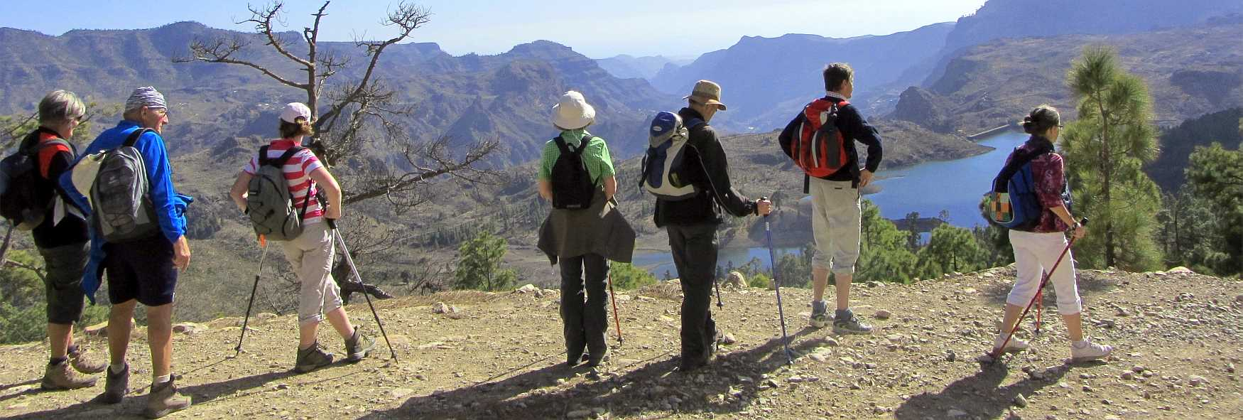 Gran Canaria Hiking Tours