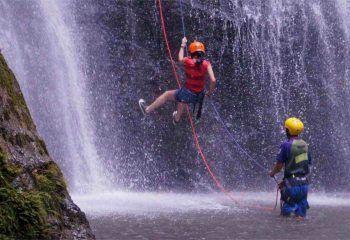 Canyoning Gran Canaria Abenteuer